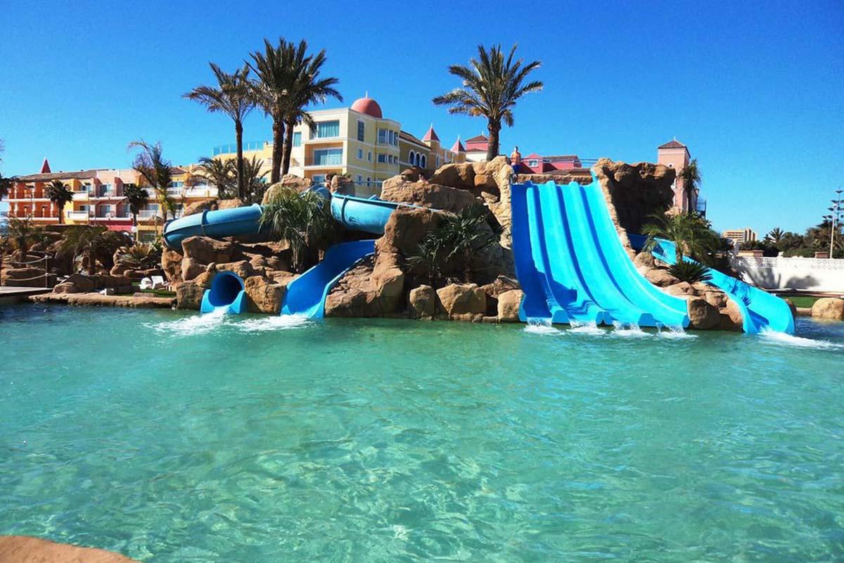 Los 10 mejores hoteles todo incluido de espa a para ir con ni os art culo blog - Hoteles con piscinas para ninos ...