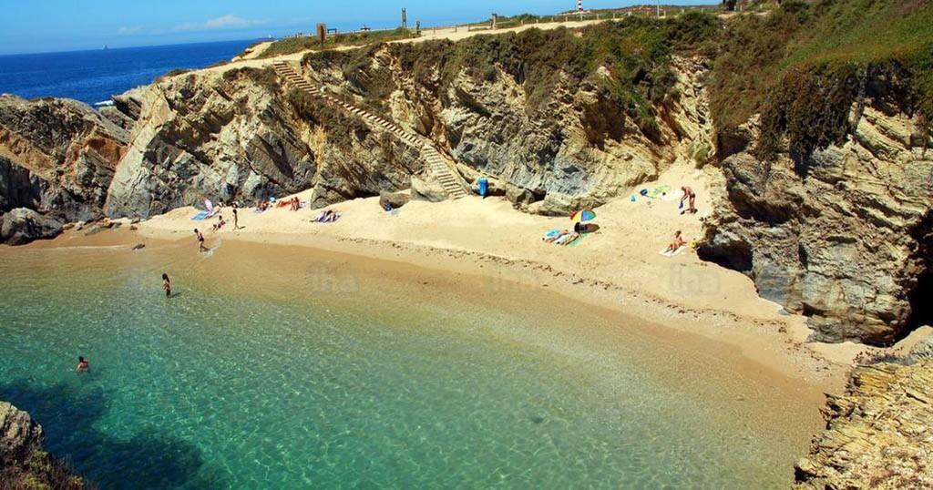 Repasemos cuales son las mejores playas ubicadas en Alentejo
