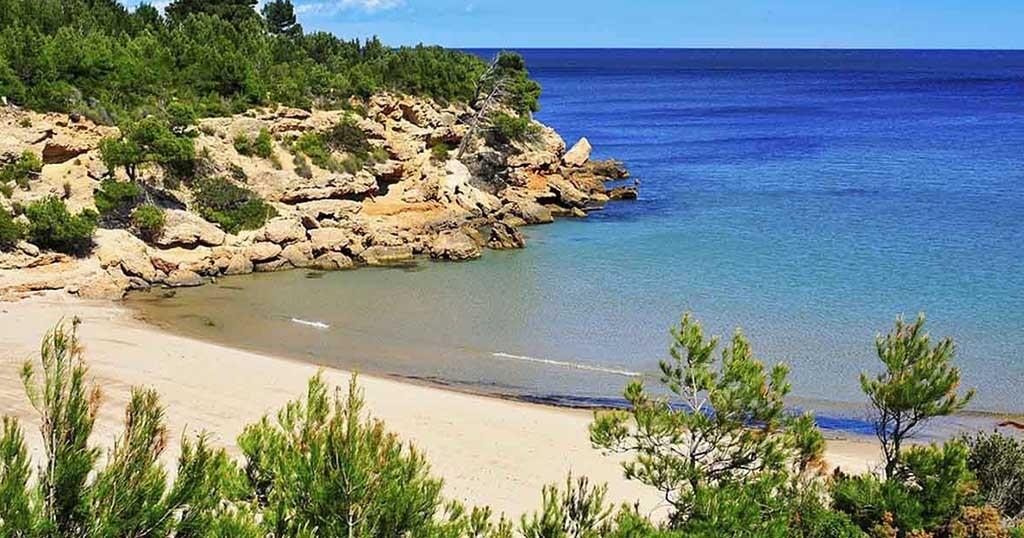 Las 6 mejores calas y playas de l'Ametlla de Mar están aquí
