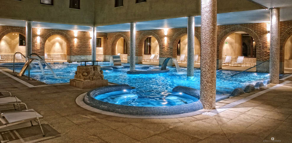 Top 10 hoteles con spa en espa a art culo blog - Spa aguas de barcelona ...