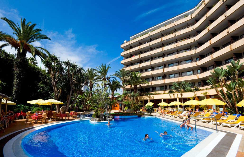 Los Mejores Hoteles Todo Incluido En Tenerife Hotelestodoincluido