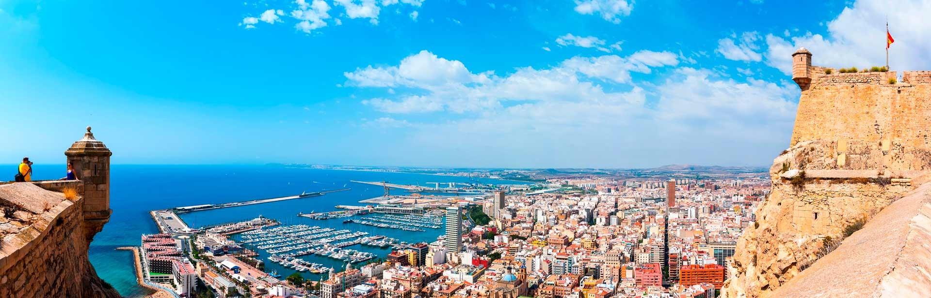 Hoteles en la Costa de Alicante